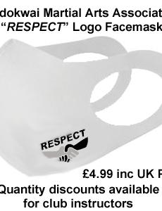 Respect Logo Mask